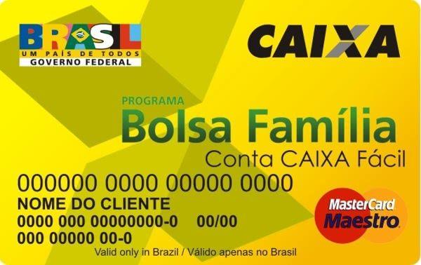Conta Caixa Fácil Bolsa Família - Saldo, Consulta