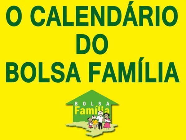 calendario-pagamento-bolsa-familia 2019