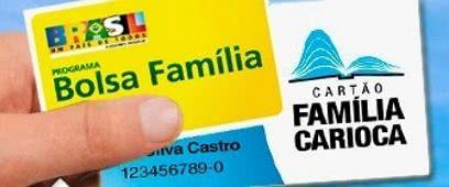 Família Carioca - Cadastro, Cartão, Consulta