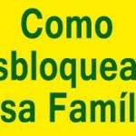 Bolsa Família Desbloqueio