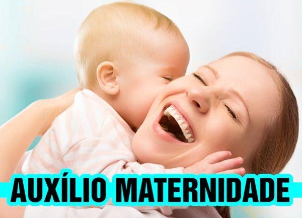 auxilio-maternidade 2019