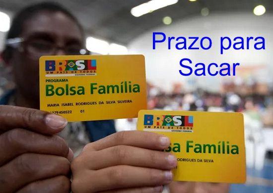 prazo-para-sacar-bolsa-familia 2019