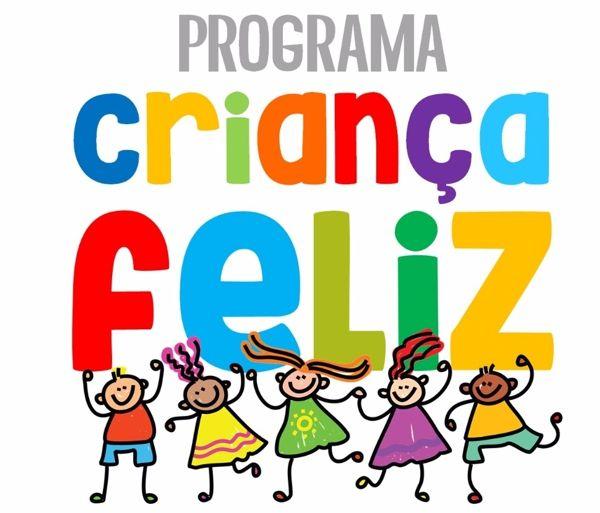 Resultado de imagem para Programa Criança Feliz